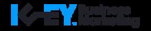 key business marketing logo